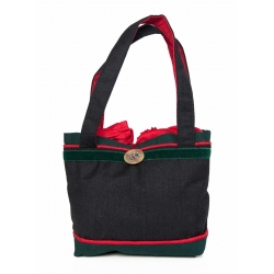 Trachtentasche Enzian