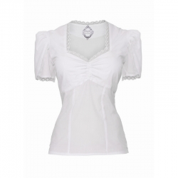 Couture Dirndlbluse Adele
